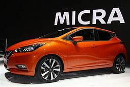 Boring To Bold Next Gen 2017 Nissan Micra Unveiled By CAR
