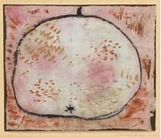 Malvorlagen Apfel Pastel Paul Klee 1879 1940 Pr 228 Mierter Apfel Prizewinning