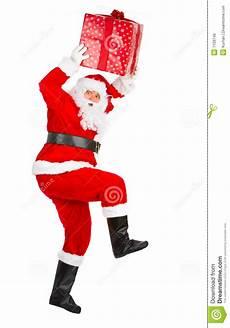 running christmas santa image of party bell 7139746