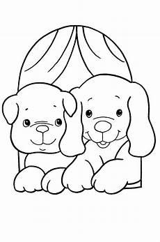 Ausmalbilder Junge Hunde Hunde Malvorlagen F 252 R Kinder Drucken Sie Kostenlos
