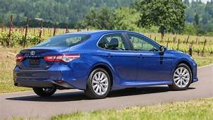 2019 Toyota Camry Reviews  Price Specs Features And