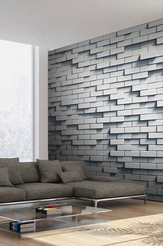 Papier Peint Mur De Briques Effet 3d Papier Peint Salon