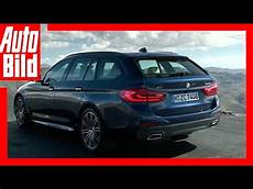 5 Er Bmw 2017 - bmw 5er touring 2017 review details erkl 228 rung