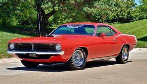1970 Plymouth Cuda For Sale 1660157  Hemmings Motor News