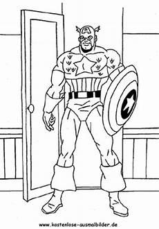 Bilder Zum Ausmalen Captain America Ausmalbilder Malvorlagen Captain America Captain America 5