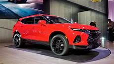 new 2019 chevy blazer 10 details about the sporty suv roadshow