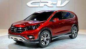 2019 Honda CRV Concept Rendered  Auto SUV