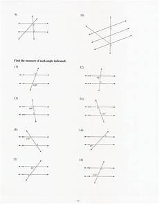 lesson 2 6 parallel lines cut by a transversal ppt video