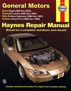 free online auto service manuals 1985 buick regal windshield wipe control download haynes repair manual general motors buick regal 88 05 chevrolet lumina 90 94 olds