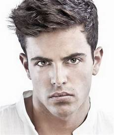 coupe de cheveux homme visage ovale coiffure homme pour visage ovale