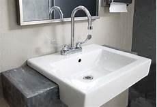 wicker park 4 quot centers recessed bathroom sink
