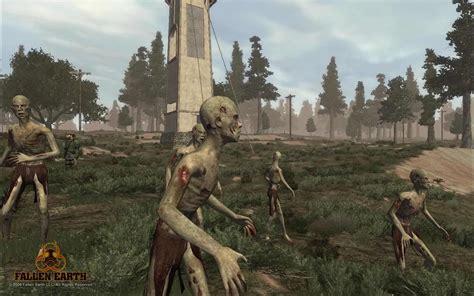 Fallen Earth Gameplay