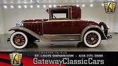 cing car americain 6886 1929 oakland american 6 gateway classic cars of st