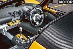 2018 Lotus Elise Sprint 220 Performance Review  MOTOR