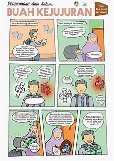 Contoh Gambar Ilustrasi Komik Pendidikan Komicbox