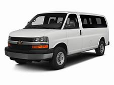 2014 Chevrolet Express Passenger Values  NADAguides