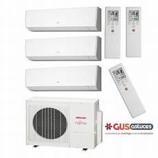 split de climatisation climatiseur multi split 3 pi 232 ces atlantic