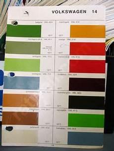 vw original paint color chart cars i love pinterest paint colour charts colour chart and vw