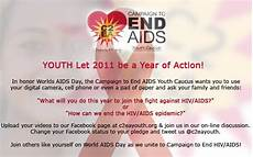 let 2011 be a year of action world aids day 2010 at thebody com
