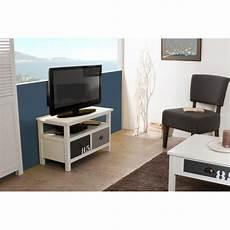 Meubles Tv Meubles Et Rangements Meuble Tv 2 Tiroirs