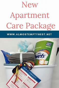 New Apartment Gifts For Him by New Apartment Care Package College Student Gift Ideas