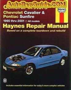 free online car repair manuals download 1995 pontiac download free chevrolet cavalier pontiac sunfire 1995 2004 repair manual image by