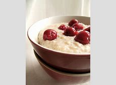 diabetic  rice pudding for two_image