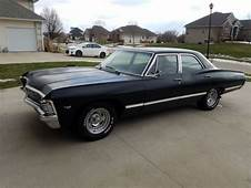 1967 Chevy Impala 4 Door Supernatural Car For Sale