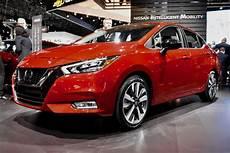 2020 nissan versa sedan revealed with fresh styling more