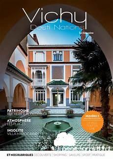 office de tourisme de vichy vichy destinations magazine de l office de tourisme de vichy
