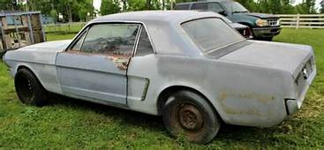 1965 Ford Mustang Coupe 6 Cyl Body With V8 302 50 Engine
