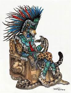 the jaguar god aztec jaguar god by scribblefox fur affinity dot net