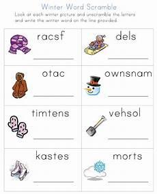 winter words worksheets 20121 printable images gallery category page 1 printablee