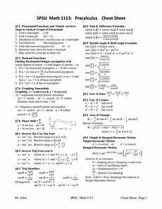 7 best images of pre algebra formula chart algebra formulas cheat sheet basic math formulas