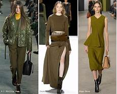 Trends Herbst Winter 2016 - fall winter 2016 2017 color trends damenmode