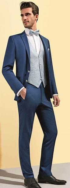 vintage hochzeitsanzug herren line hochzeitsanzug tziacco in italien blue in