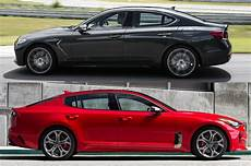 2019 Genesis G70 Vs 2018 Kia Stinger What S The