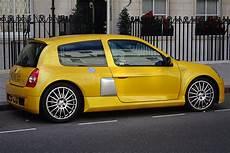 Renault Clio V6 Mid Engine