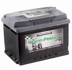 Autobatterie 60 Ah - intact race power rp60 autobatterie 60ah autobatterien