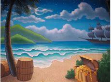 back drops treasure island   Google Search   Treasure
