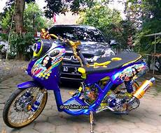 Modifikasi Fino Standar by 42 Foto Gambar Modifikasi Fino Thailook Style Simple
