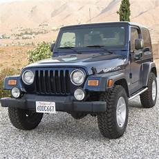 jeep wrangler tj 1997 2006 rock sliders white knuckle off road products