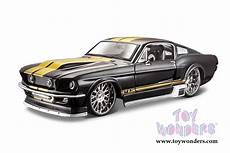 1967 ford mustang gt hard top 31094bk 1 24 scale scale