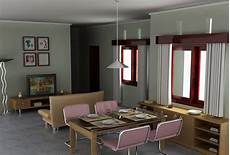 Inspirasi Desain Interior Ruang Keluarga Sederhana