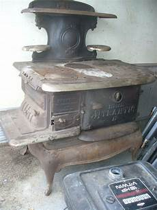 vintage möbel köln details about antique cast iron oven stove quot atlantic quot in 2019 kitchen antique