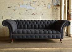 chesterfield sofas nuvo wool chesterfield sofa abode sofas