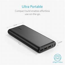anker powercore 26800mah portable charger power bank cablegeek australia