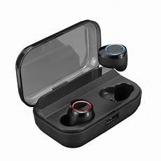 Digital Display Wireless Stereo Headphone Waterproof by X11 Tws Wireless Bluetooth 5 0 Earphone Hifi Dual Digital