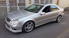mercedes c 55 amg kompressor w203 m113 e 55 ml