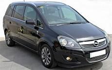Opel Zafira 7 Sitzer - 2010 opel zafira 1 9 cdti diesel 7 seater mpv cars for